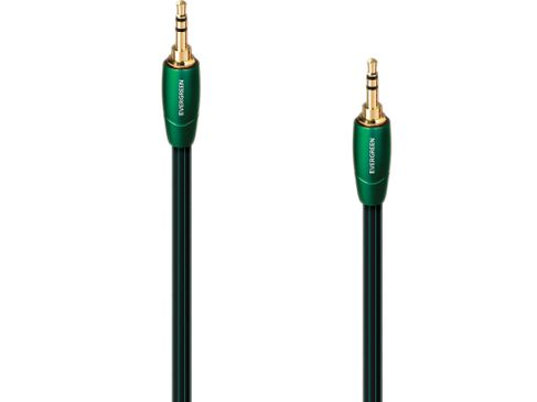 AUDIOQUEST Evergreen Mini-jack 3.5mm (5m)