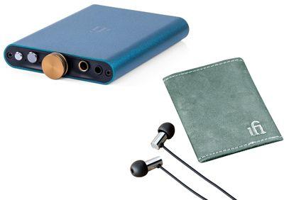 iFi Audio HIP DAC + FINAL AUDIO E3000