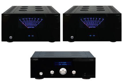ADVANCE X-P1200 + X-A1200 (x2)