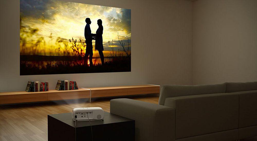 Vidéoprojecteur Full HD Tri-LCD  avec 3D active - EPSON EH-TW6700