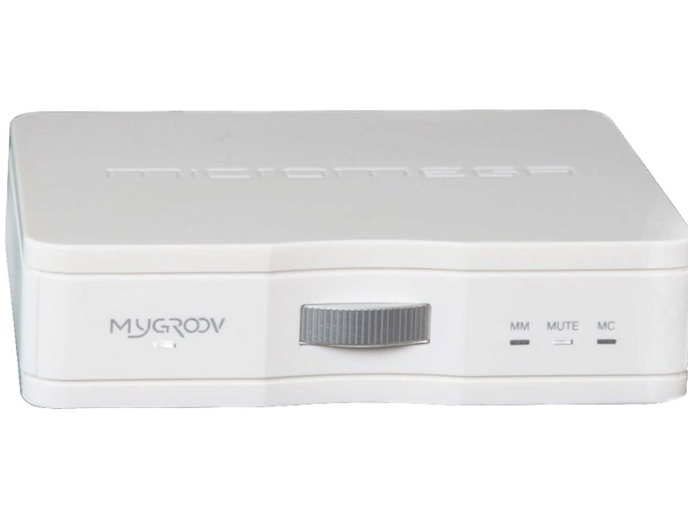 Préampli phono MM et MC Micromega Mygroov