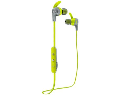 MONSTER iSport Achieve Bluetooth Vert