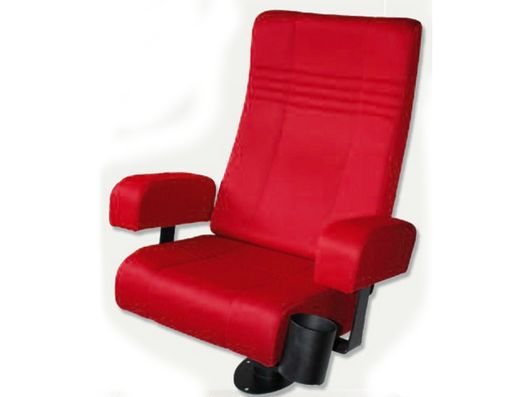 ORAY Fauteuil Club Rouge